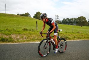 Dylan at the 2014 Tour of Tasmania. Photo: Jarrod Partridge